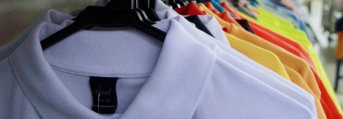 Fabricación de camisetas personalizadas. Fabricante de PolosPolos