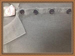 Polo fabricado por kynwa con pigmentos de tinte en prenda